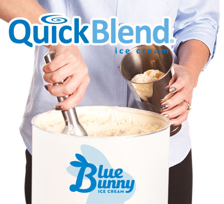 Quick Blend® Ice Cream