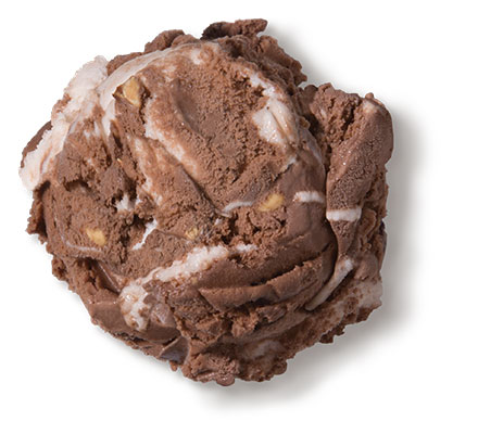 Rocky Road Premium Ice Cream