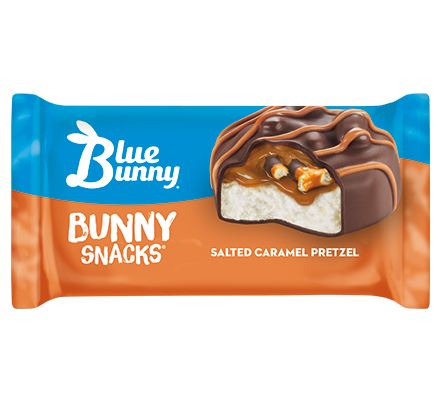 Salted Caramel Pretzel Bunny Snacks® 48 ct.