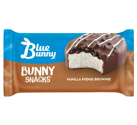 Vanilla Fudge Brownie Bunny Snacks®48 ct.
