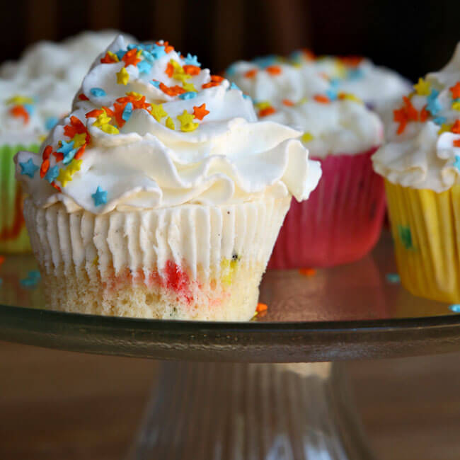 how to make ice cream cake cupcakes