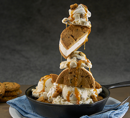 Cookie Dough Creation Sundae Extreme
