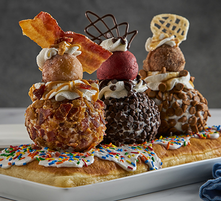 I SCREAM FOR DONUTS! Sundae Extreme