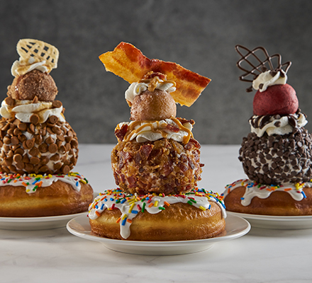 I SCREAM FOR DONUTS! Sundae Single Serve