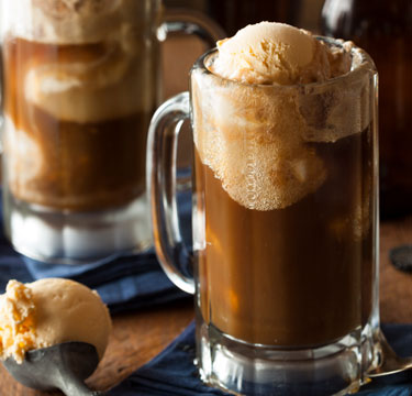 Image result for root beer float